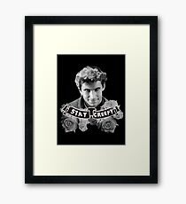 Norman Bae Framed Print