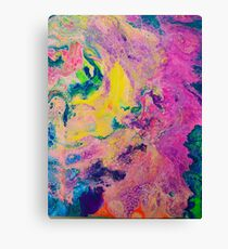 Happy Coincidence Canvas Print