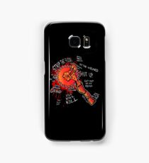Borderlands 2 - Buzz Axe Rampage Samsung Galaxy Case/Skin