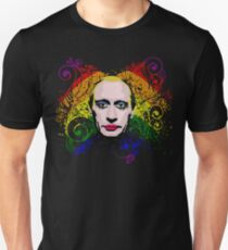 Gay Clown Putin Unisex T-Shirt