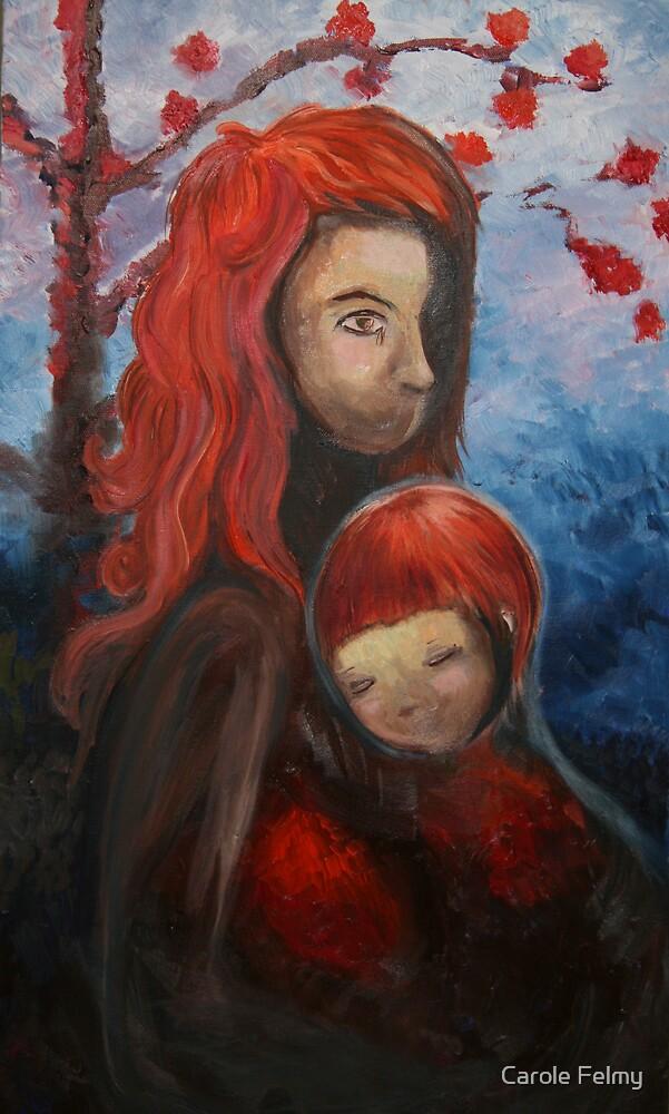 Lost child by Carole Felmy