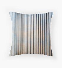 verticals Throw Pillow