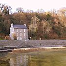 The House On The Harbour.........................Ireland by Fara