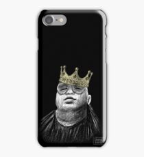 Jacob Batalon (for BLACK background) iPhone Case/Skin