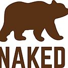 Bear Naked by yelly123