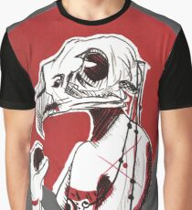 Red Eagle Graphic T-Shirt