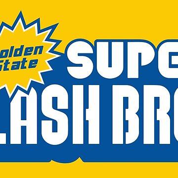 Super Splash Bros. by wesleyguidera