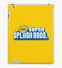 Super Splash Bros. iPad Case/Skin