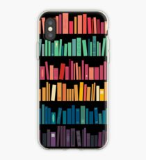 Colorful Library iPhone Case