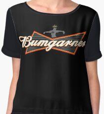 Bumgarner - The King Of Baseball Chiffon Top