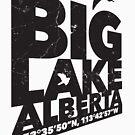 Big Lake, Alberta by Christy Forsythe