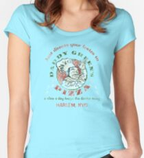 Daddy Green's Pizza Women's Fitted Scoop T-Shirt