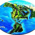 Western Hemisphere..............*The Americas* by WhiteDove Studio kj gordon