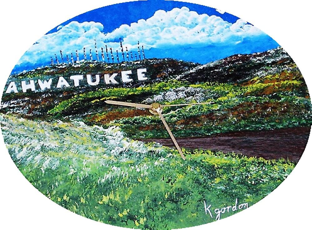 Livin' On Ahwatukee Time by WhiteDove Studio kj gordon