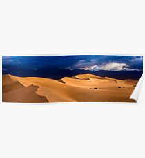 Death Valley Dreaming Poster