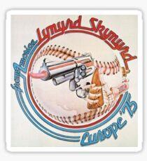 Classic Southern Rock Sticker