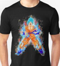 Goku Super Saiyan Blue Unisex T-Shirt