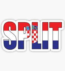 Split Sticker