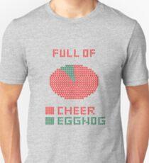Pie Chart Ugly Sweater Design T-Shirt