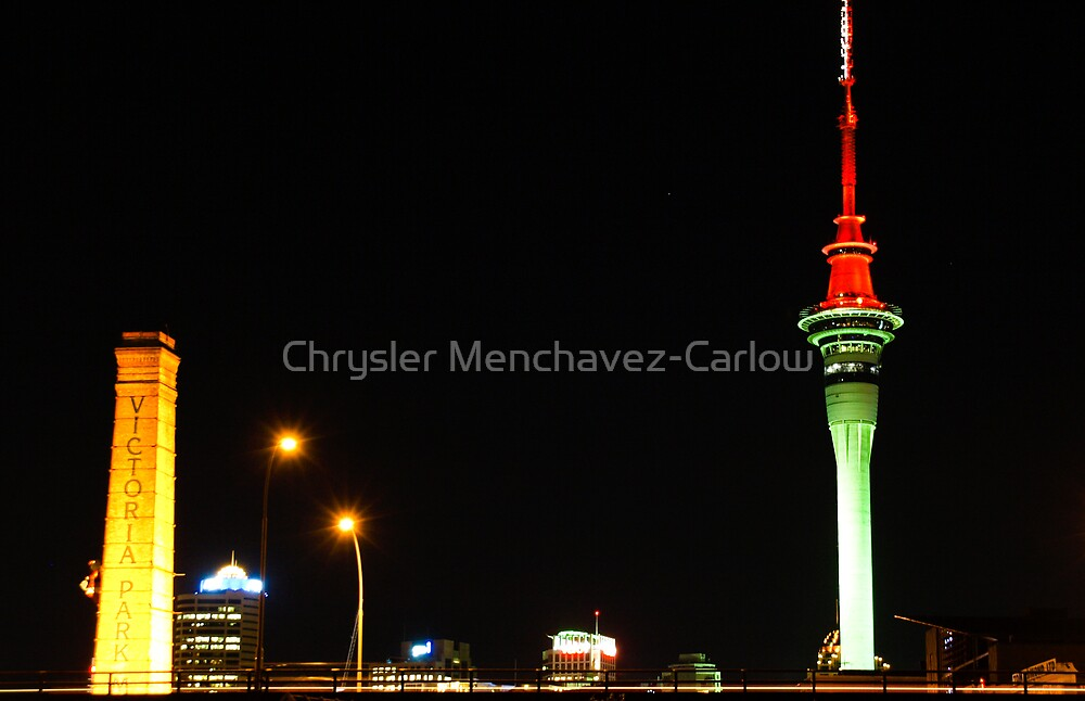 Auckland City by Chrysler Menchavez-Carlow