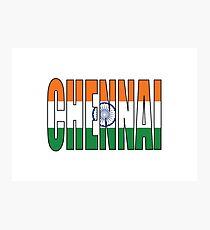 Chennai Photographic Print