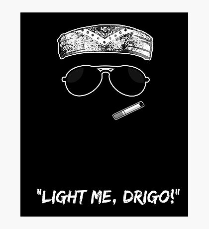 Light me Drigo Photographic Print
