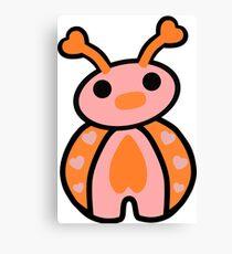 Epo the Ladybug Canvas Print