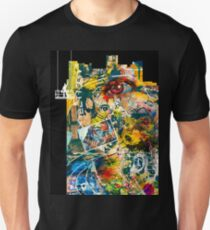 Cool Graffiti Collage 1 Unisex T-Shirt