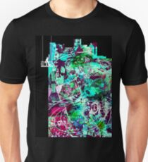 Cool Graffiti Collage 2 Unisex T-Shirt