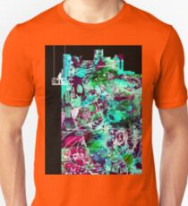Cool Graffiti Collage 2 T-Shirt