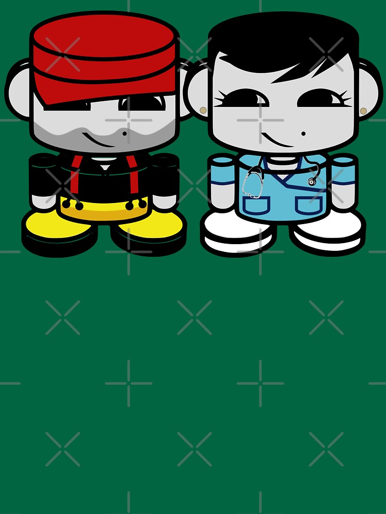 Daddy & Mommy Yo O'BABYBOT Toy Robot 1.0 by carbonfibreme