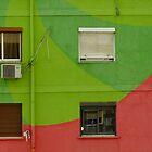 Tirana - Watermelon House by TalBright