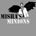 Misha's Minions by Sarah M. Robbins