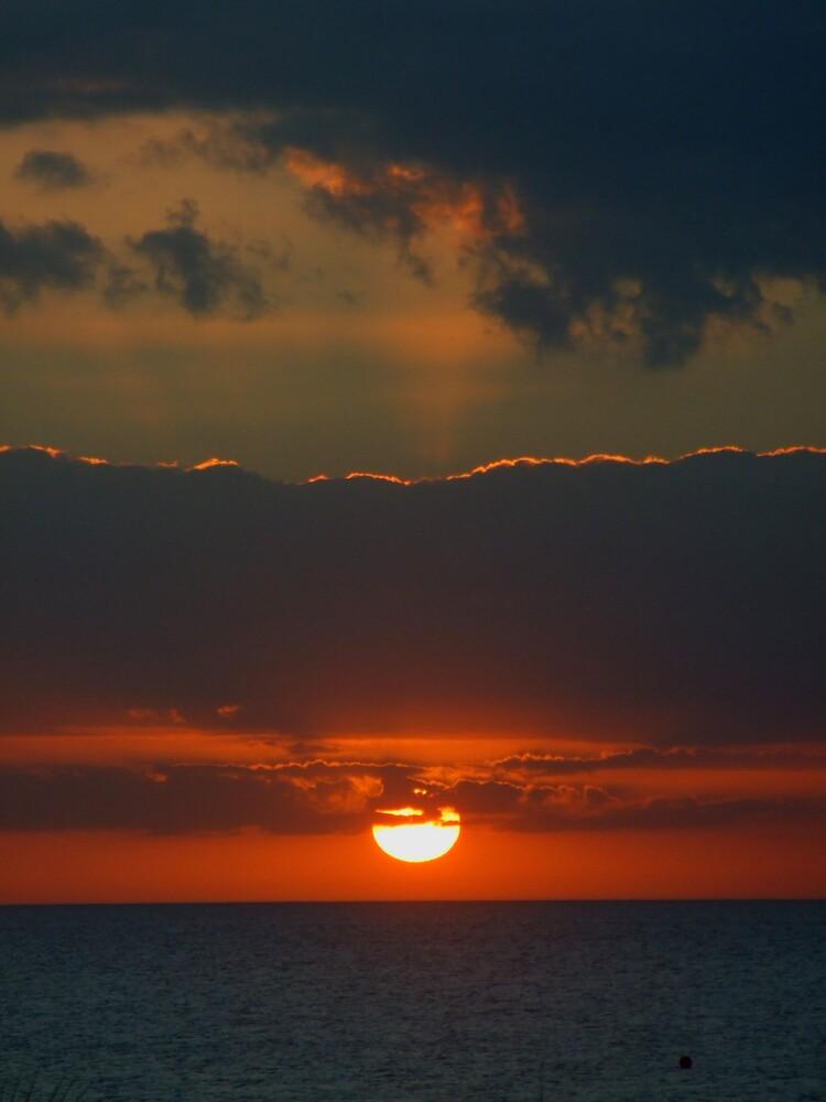 Sunset by Jennifer Healy