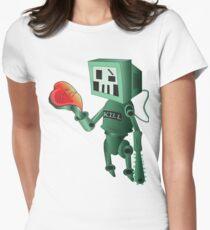 Killbot Women's Fitted T-Shirt
