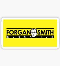 Forgan Smith Education Sticker