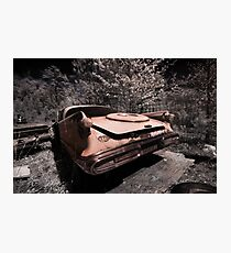 Abandoned 1959 Imperial - Infrared Photographic Print