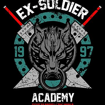 Ex Soldier Academy by painthemain