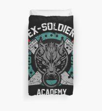 Ex Soldier Academy Duvet Cover