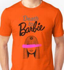 DEATH TO BARBIE Unisex T-Shirt