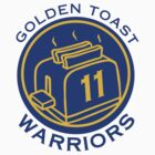 Golden Toast Warriors by sim888