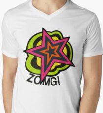 ZOMG! Persona 5 Mens V-Neck T-Shirt