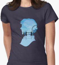 Sherlock's London Womens Fitted T-Shirt