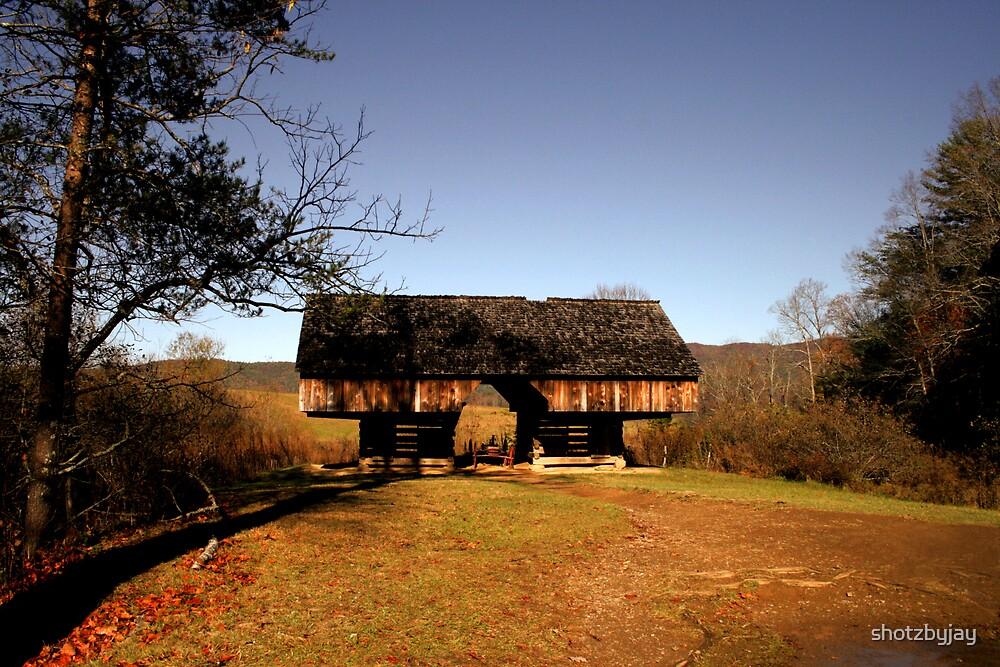 Cantilever Barn at Tipton Place by shotzbyjay