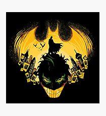 Dark Knightmare Photographic Print