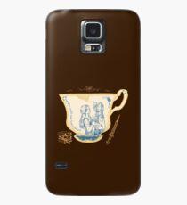 Chipped Cup Hülle & Klebefolie für Samsung Galaxy