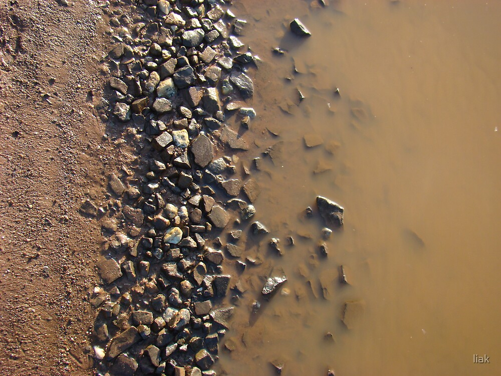 mud and stones by liak