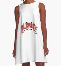 Backwoods - Logo A-Line Dress
