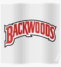 Backwoods - Logo Poster