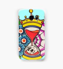 Time is King Samsung Galaxy Case/Skin